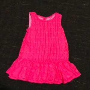 Other - Pink summer dress with bottoms - 12 months.